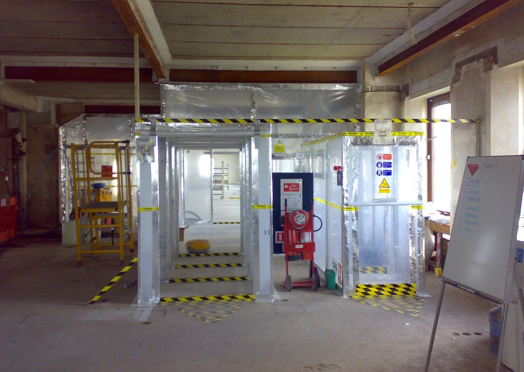 Commercial Asbestos Abatement